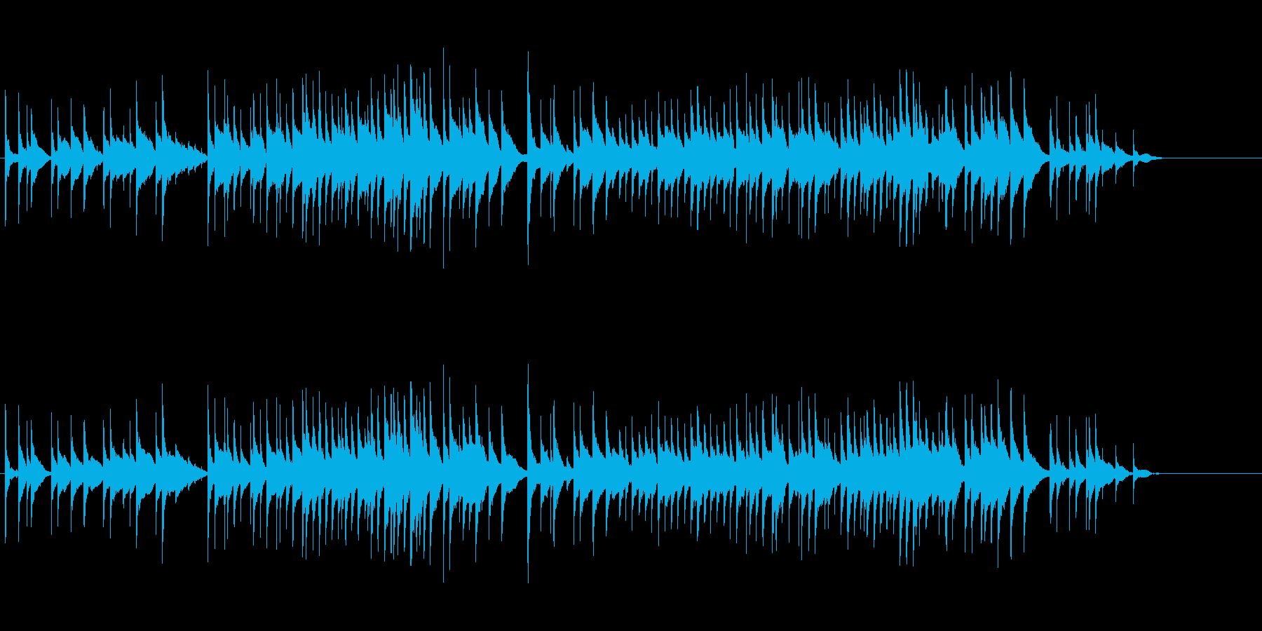 メルヘンチックオルゴールもろびとこぞりての再生済みの波形