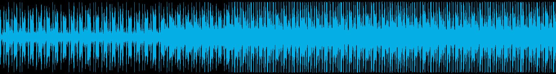 【メロディ抜き】明るいほのぼのアンサン…の再生済みの波形