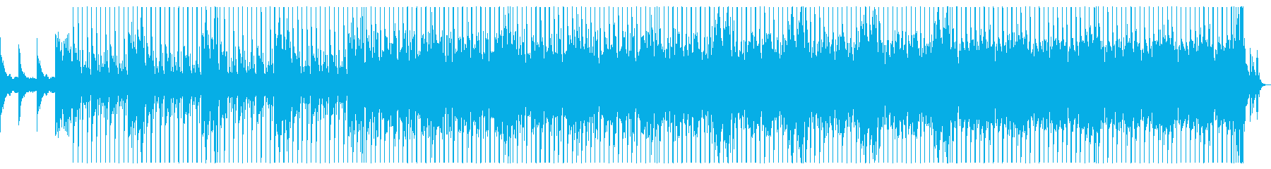 Everyday refreshing and relaxing everyday pop songs's reproduced waveform