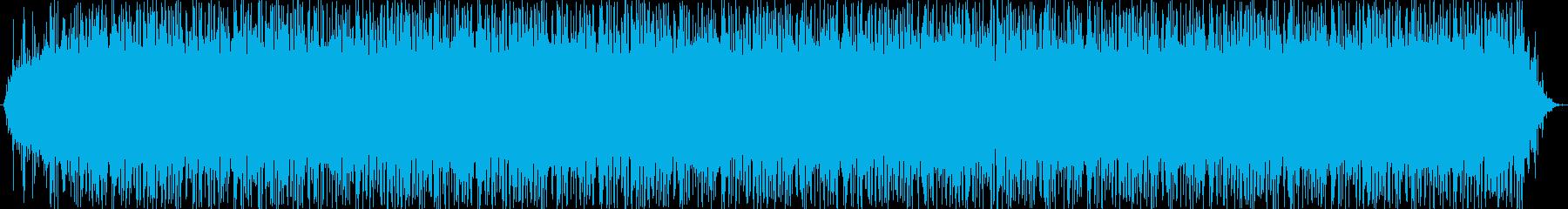 水 スモールストリーム01の再生済みの波形