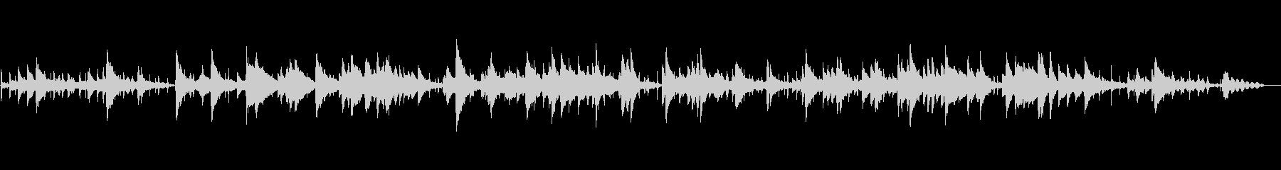 ジャズ 静か クール ハイテク ア...の未再生の波形