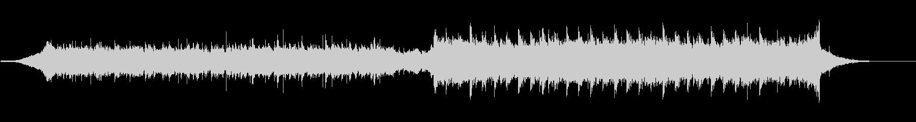 30秒、企業VP、CM01。ピアノポップの未再生の波形