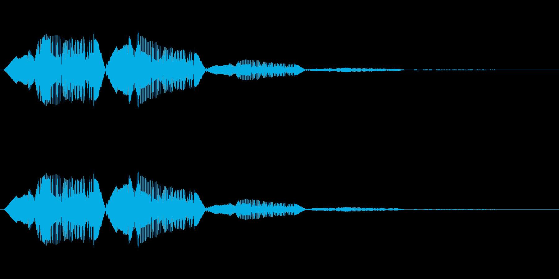 シューティング、ブロック崩し、パズルゲ…の再生済みの波形