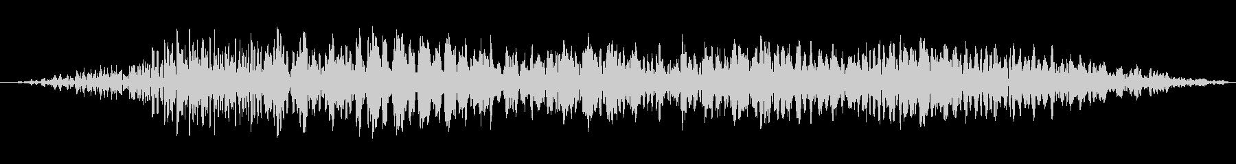 小型サーボ:短いスクープの動き、S...の未再生の波形