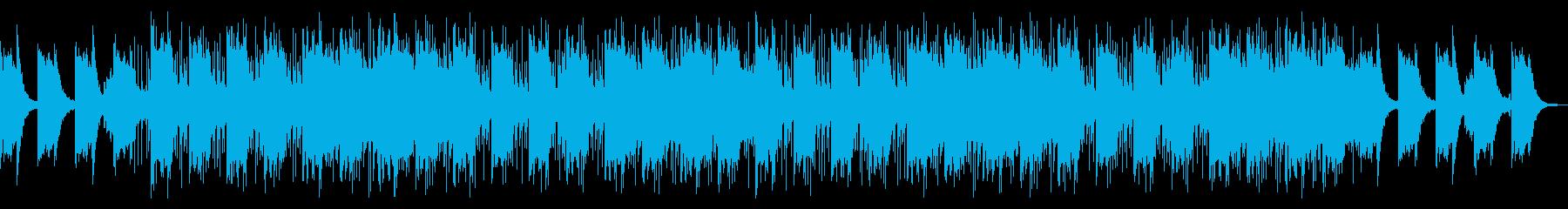CM・VP・エンディング向き・クリーンの再生済みの波形
