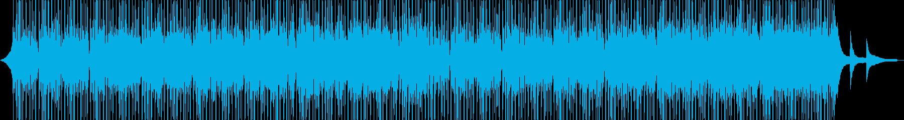 ファンク アクティブ 明るい 透明...の再生済みの波形