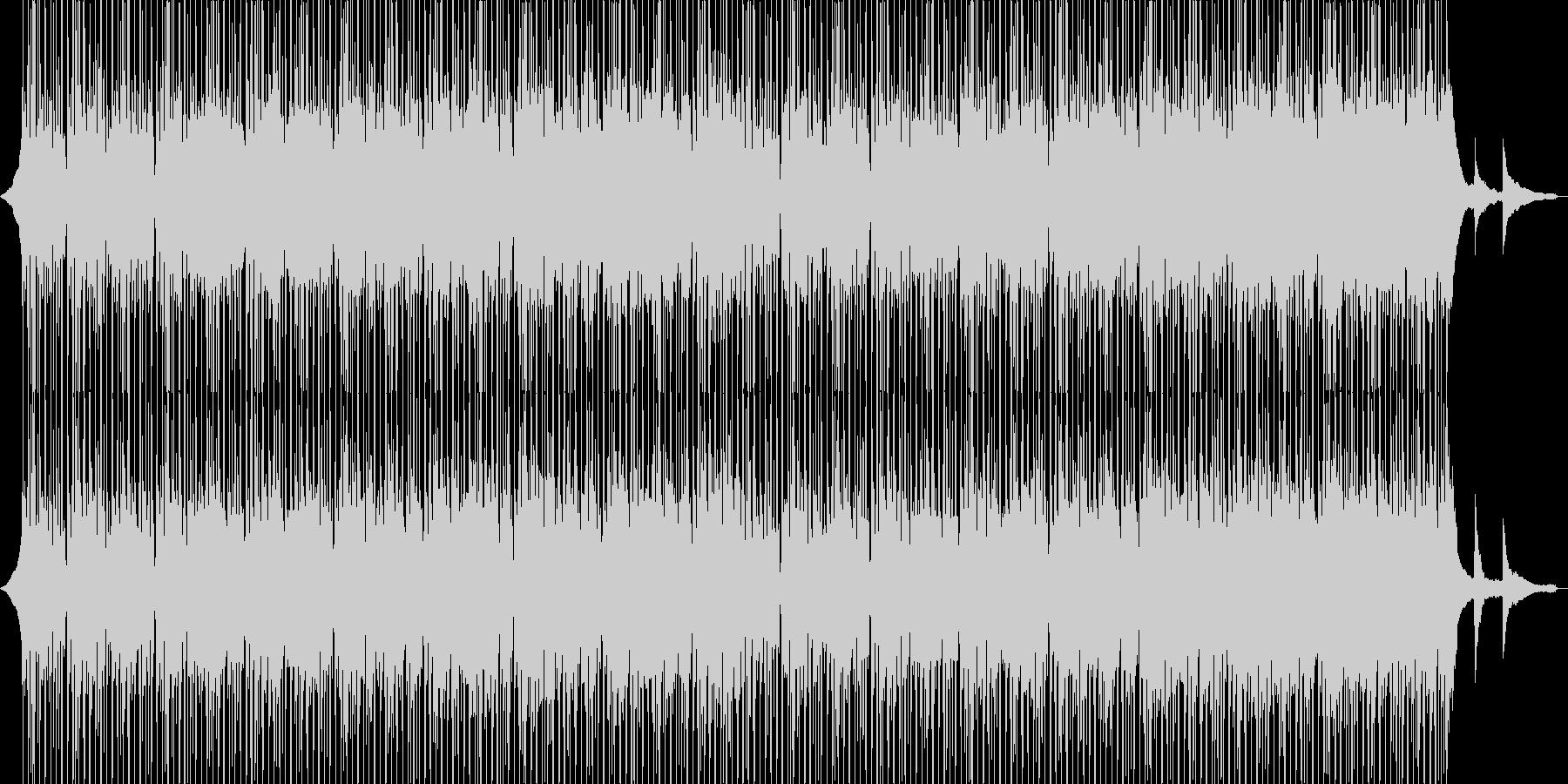 ファンク アクティブ 明るい 透明...の未再生の波形
