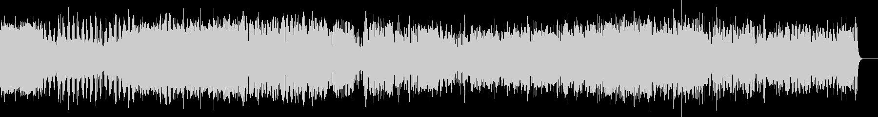 AMGアナログFX 17の未再生の波形