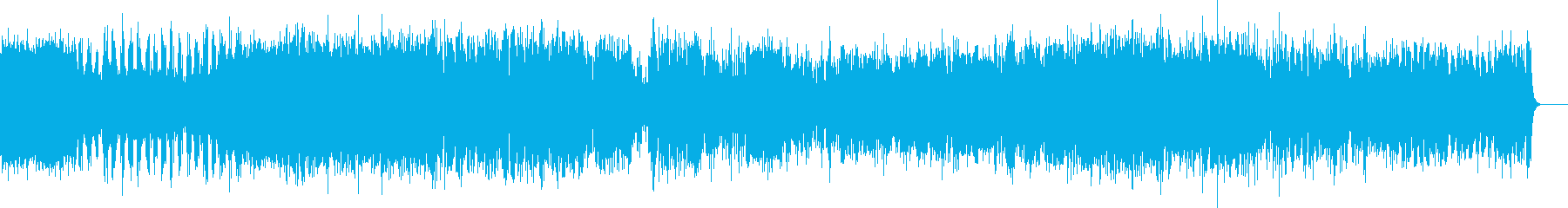 AMGアナログFX 17の再生済みの波形