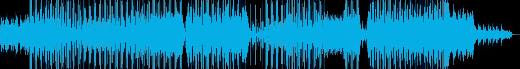 失恋・倦怠感が漂う2人のR&B 長尺+の再生済みの波形