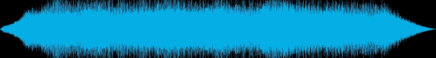 アンビエントです。の再生済みの波形