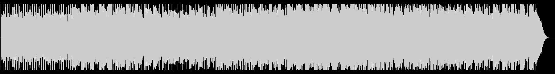 ピアノ主旋律アンビエント ポジティブの未再生の波形