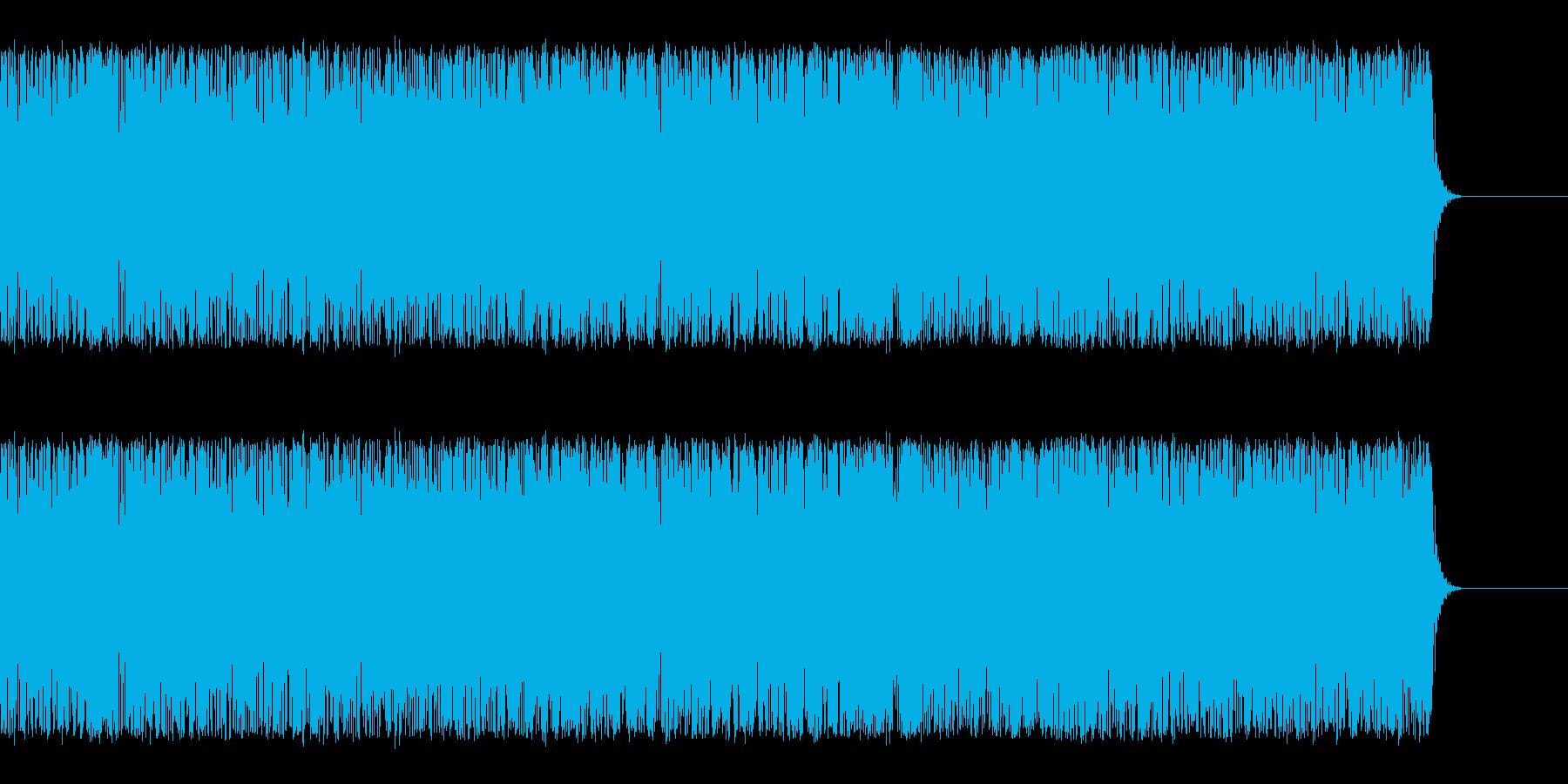ノイズ パチッ01の再生済みの波形