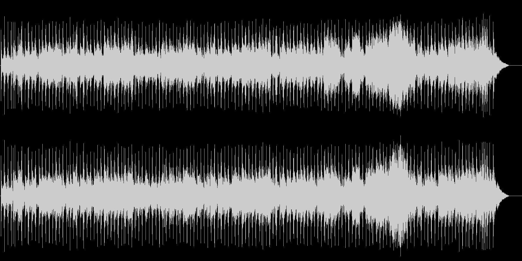 優しくしっとりとしたジャズ/バラードの未再生の波形