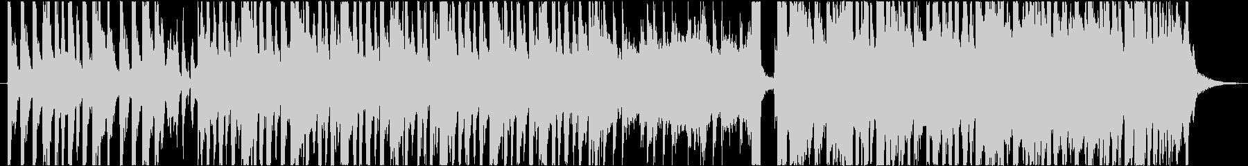 ハロウィンテーマ(ビッグバンド風)の未再生の波形