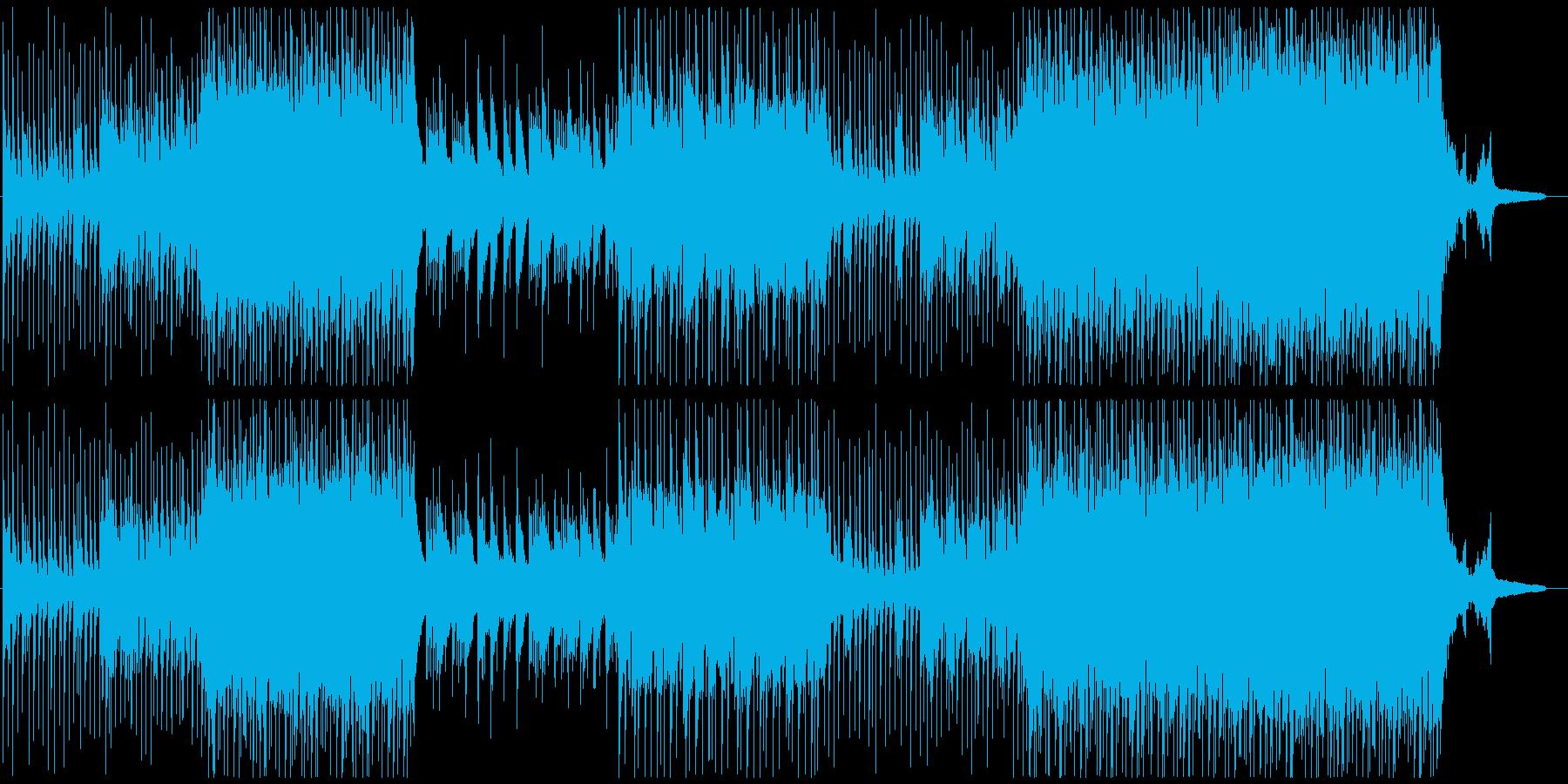 Mistrain/メインテーマの再生済みの波形