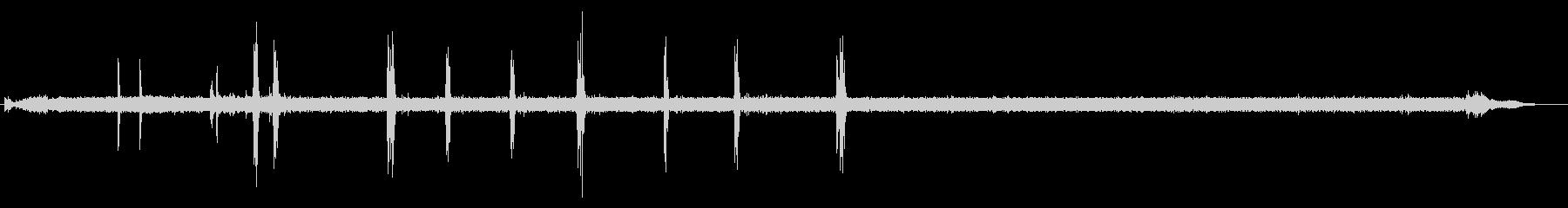 光学ドライブ03-3(動作音)の未再生の波形