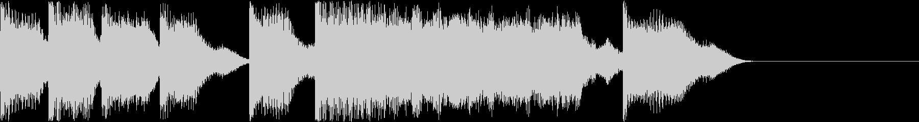 AI メカ/ロボ/マシン動作音 16の未再生の波形