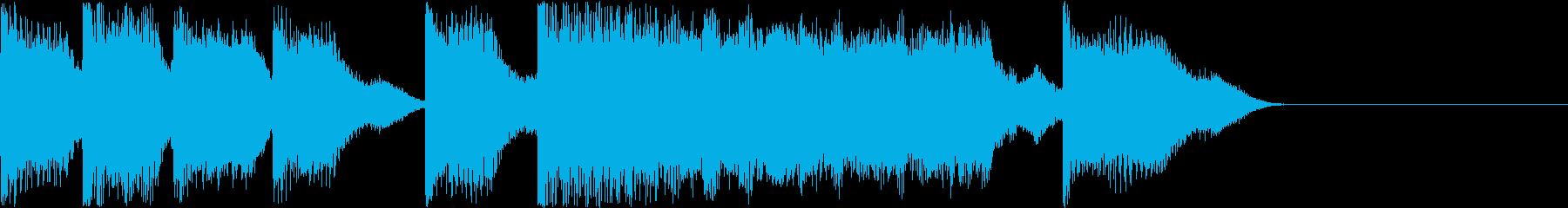 AI メカ/ロボ/マシン動作音 16の再生済みの波形