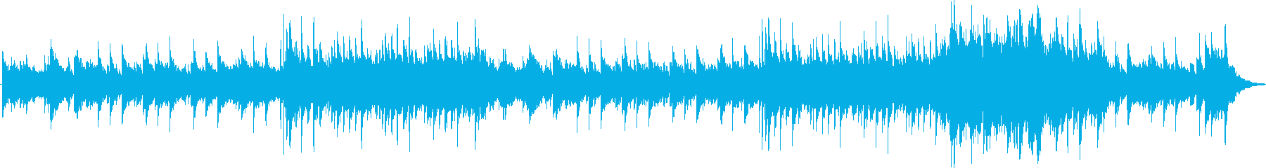ポップ。スロー。の再生済みの波形