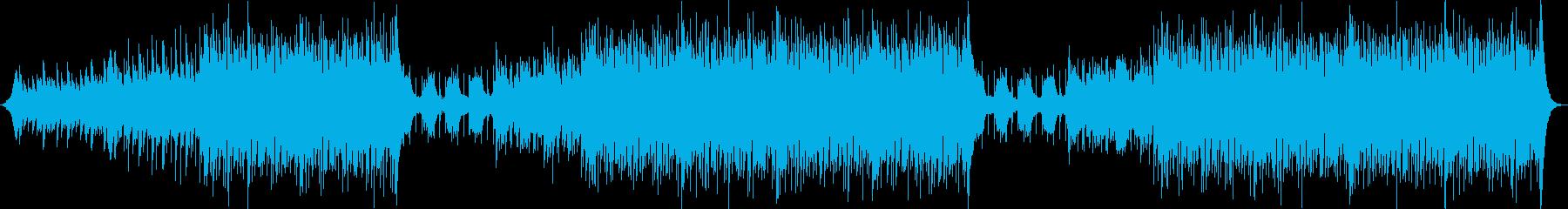 EDM・壮大・感動的・オーケストラ・入場の再生済みの波形