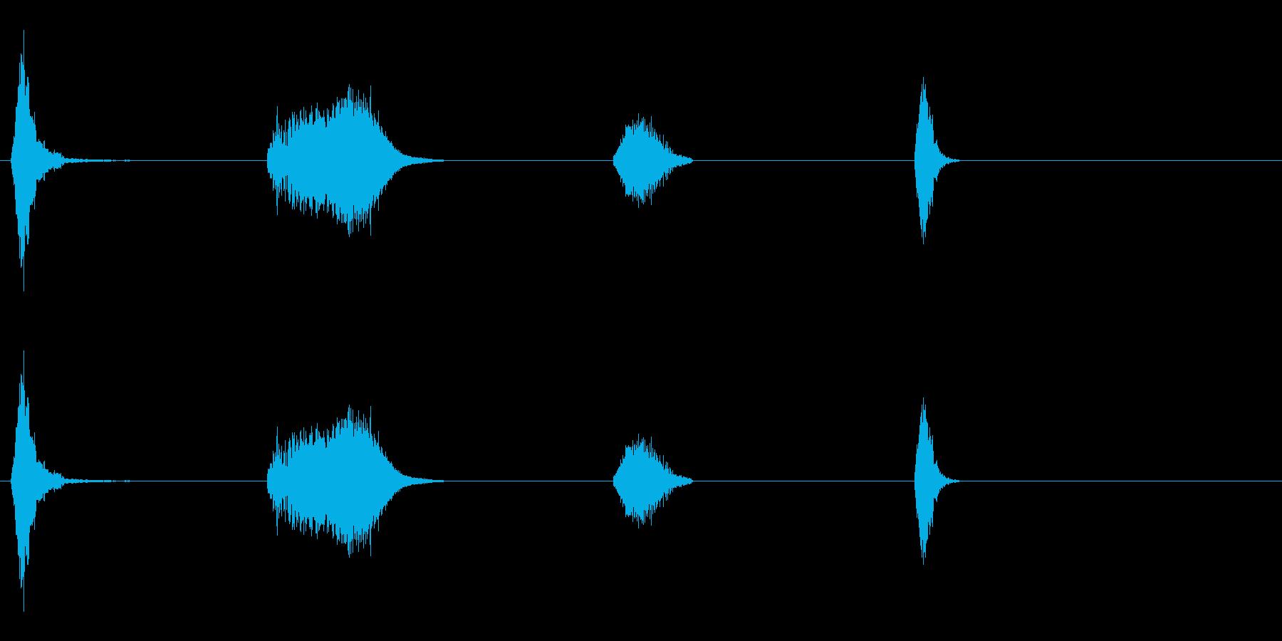Abstract OberWhoo...の再生済みの波形
