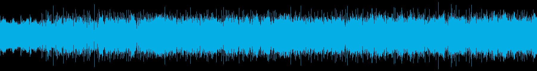 スリリングでスピード感あるバンドサウンドの再生済みの波形