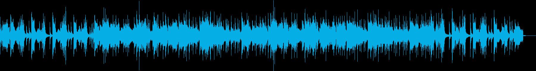 エキゾチックポップスの再生済みの波形