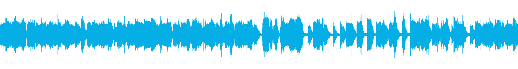 ブラスとホーンのセクションが特徴的...の再生済みの波形
