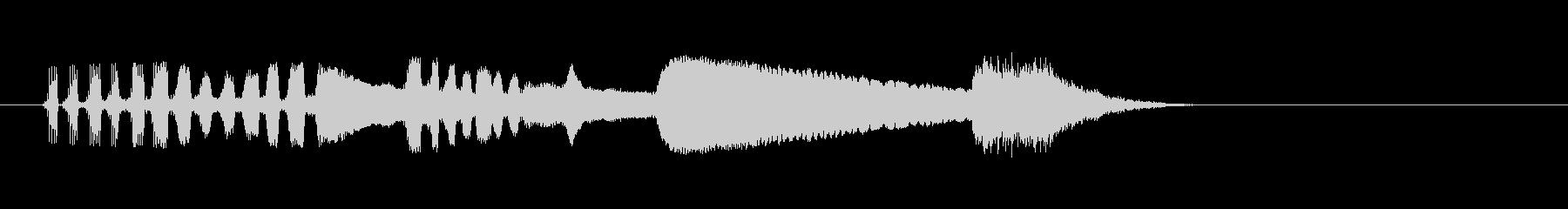 テーマ12B:フルミックス、意外な...の未再生の波形