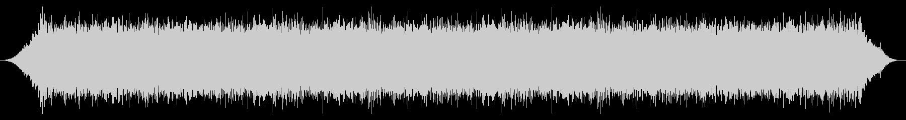 PC 駆動音01-08(ロング)の未再生の波形