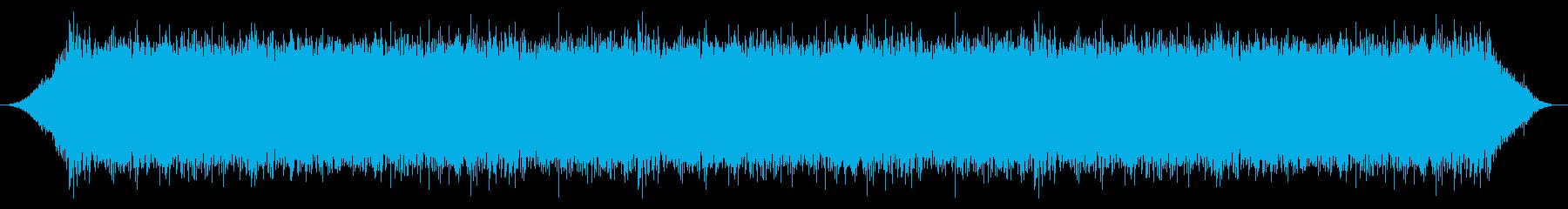 PC 駆動音01-08(ロング)の再生済みの波形