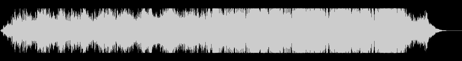 サスペンス 6の未再生の波形