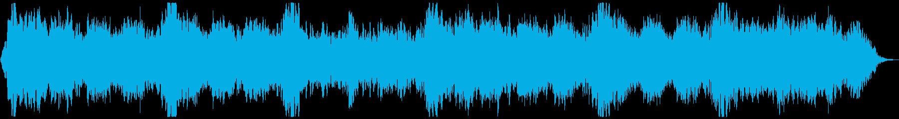 モダン 実験的 アンビエント 透明...の再生済みの波形