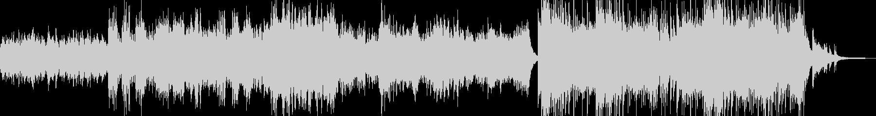 異世界・故人を想う曲 後半ドラム有 短尺の未再生の波形