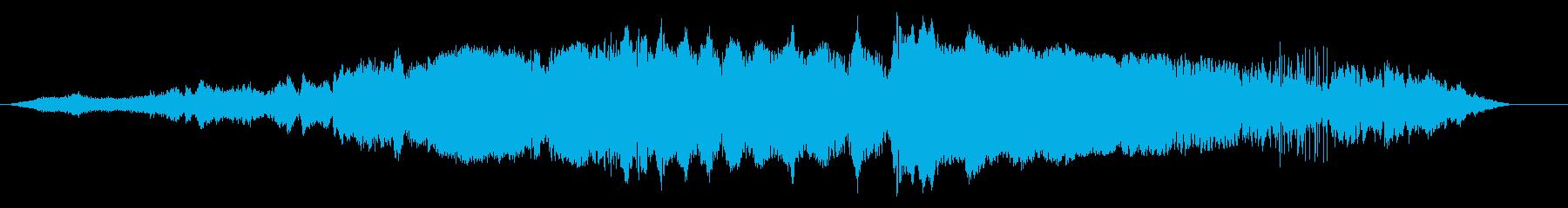 ビンテージフォーミュラ1;フォール...の再生済みの波形