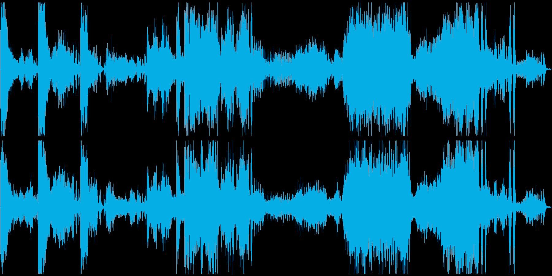 ベートーヴェン_ピアノ協奏曲5番_皇帝1の再生済みの波形