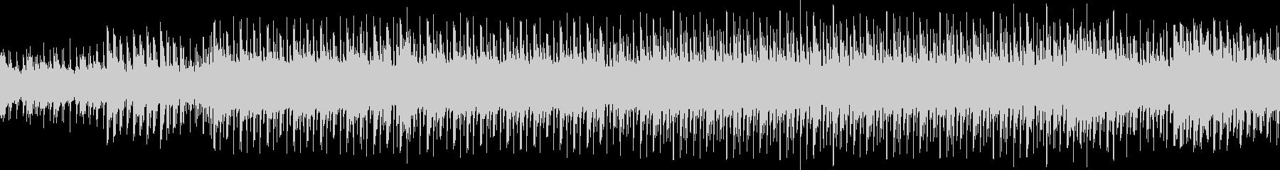 ピアノとマリンバの夏っぽいループ曲の未再生の波形