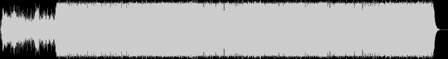 ポップなホルストのジュピター。イベント系の未再生の波形