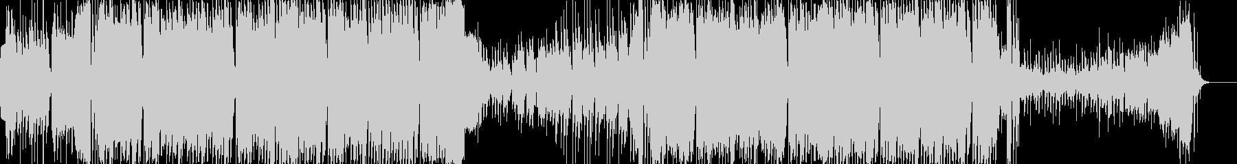 ドラム & ベース ジャングル 積...の未再生の波形