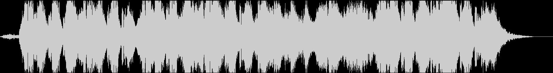 ストリングスとフルートの切ないバラード の未再生の波形