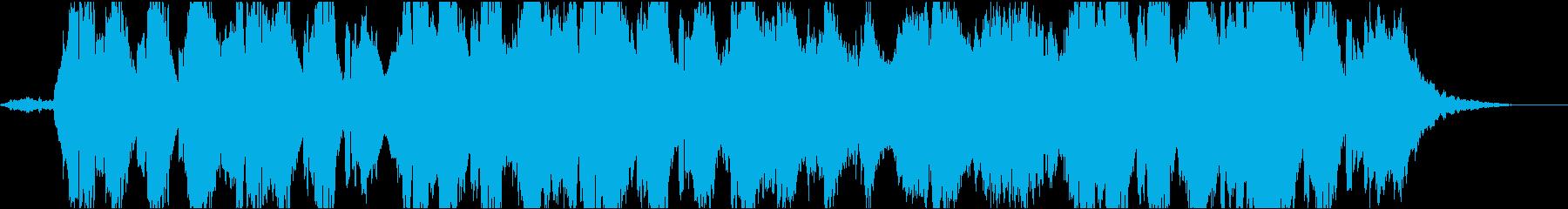 ストリングスとフルートの切ないバラード の再生済みの波形