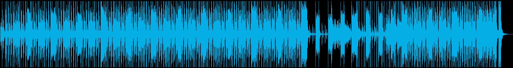 軽快、コミカル、エレピ、かわいいの再生済みの波形