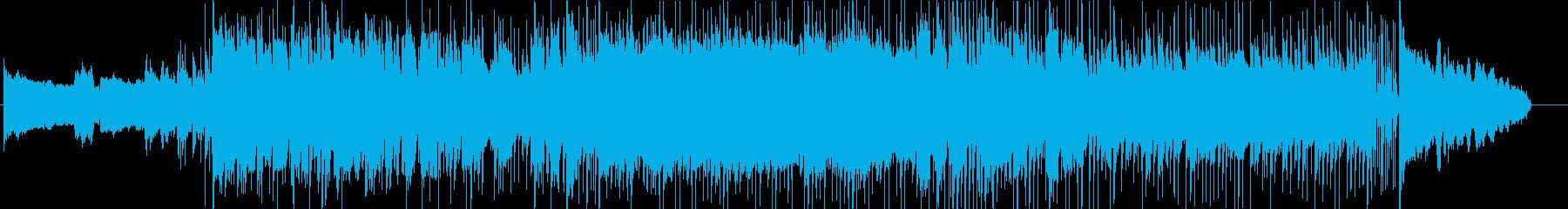ヨーデリングボーカルのクラシックロ...の再生済みの波形