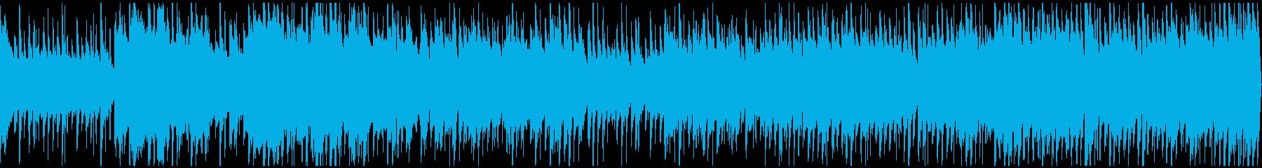ファンタジー 民族 砂漠 村(メロ別版)の再生済みの波形