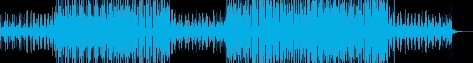 アンビエントミュージック スタイリ...の再生済みの波形