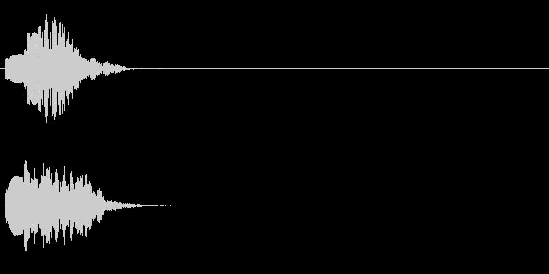 汎用 エレピ系06(中) 別窓表示の未再生の波形
