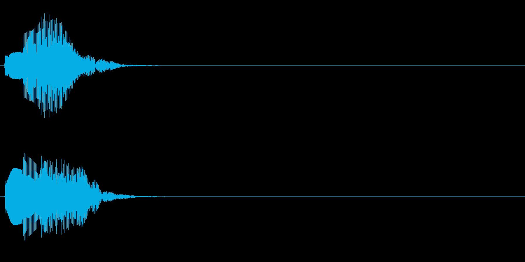 汎用 エレピ系06(中) 別窓表示の再生済みの波形