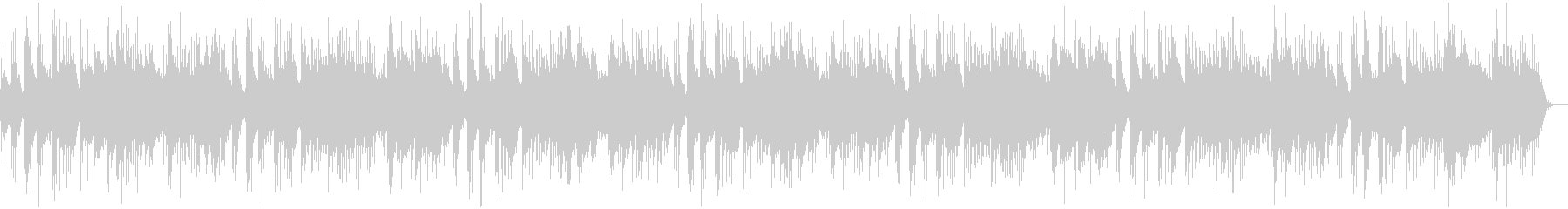 A calm and somewhat boring piano melody's unreproduced waveform