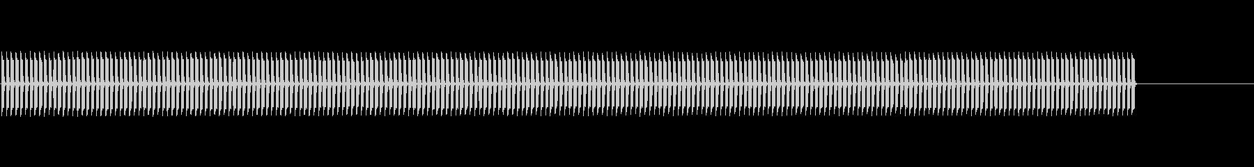 除細動器の未再生の波形